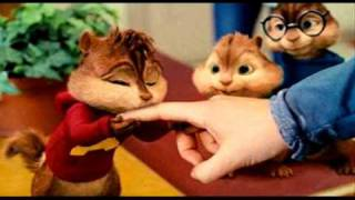 Alvin and the Chipmunks- Justin Bieber Eenie Meenie
