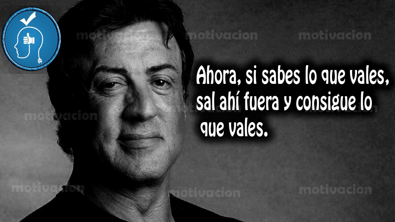 10 Frases Celebres De Sylvester Stallone