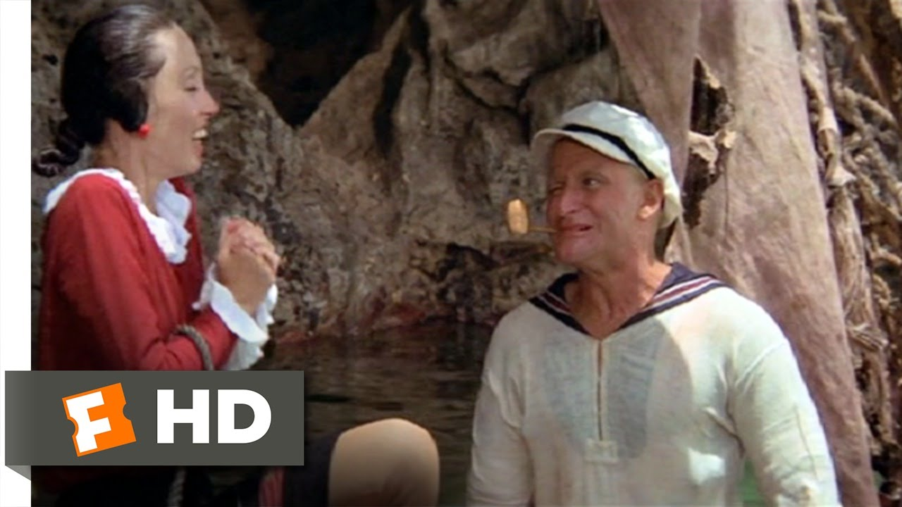 Download Popeye (8/8) Movie CLIP - I'm Popeye the Sailor Man (1980) HD