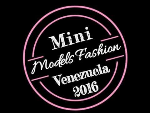 DEMO MINI MODELS FASHION VENEZUELA 2016