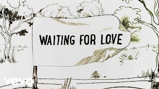 avicii waiting for love lyric video