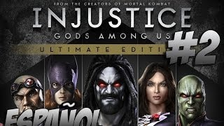 Injustice: Gods Among Us Ultimate Edition - Modo Historia - Capítulo 2 - Gameplay PC/PS4 - Español