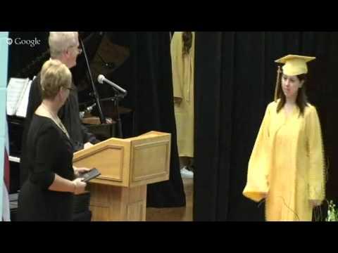 Carroll County High School Graduation 2015