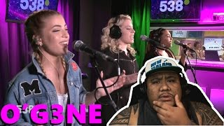 o g3ne loved you first music reaction