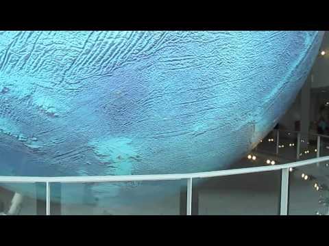 """Eartha"" DeLorme's world record holding globe"