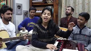 Kothe te aa mahiya (Punjabi Tappa) COVER - Maithili, Rishav, Ayachi, Shanky Deepanshu, Parul Chawla