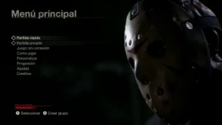 Que Miedo!!! Friday 13 The Game Ps4 /Matias Gaming