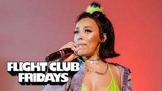 "Flight Club Fridays - Doja Cat Performs ""Juicy"" Live at FCMIA - Pt. 5"