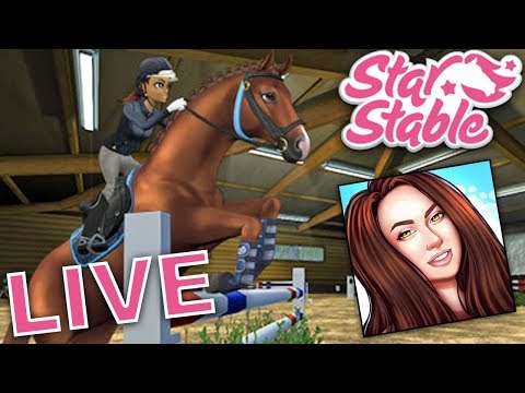 🔴👕 NEW T-SHIRT STAR STABLE CODE + NEW RACING 🏇🏇🏇 | Star Stable Online Live Stream