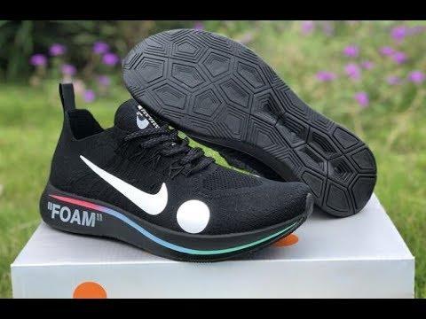 0683cbf92d417 Best UA OFF-WHITE x Nike Zoom Fly Mercurial Flyknit review yeezykickss.net