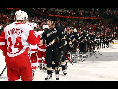 finest selection 1d277 3a805 Highlights Anaheim Ducks - Detroit Red Wings NHL Playoffs 2013