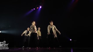 lucifer saki miyu house dance crossing 2017 hdc