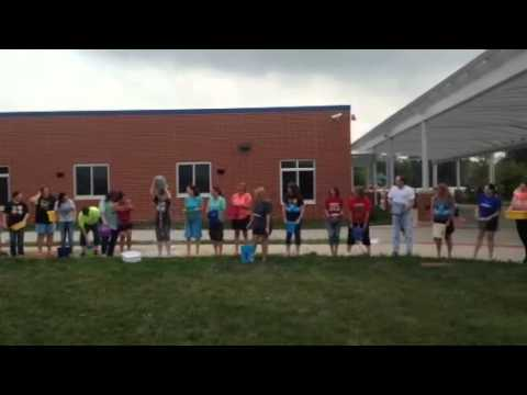 Laremont School Ice Bucket Challenge for ALS
