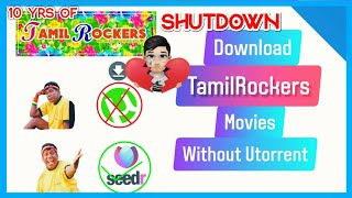 How to Download Tamilrockers without Utorrent in தமிழில்