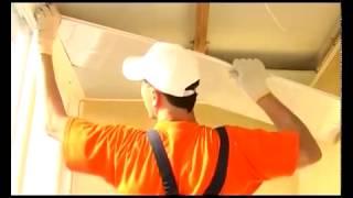 Я Мастер монтаж реечного подвесного потолка своими руками