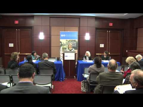UNA-USA Mid-East Regional Conference: Resolution 1325 Q&A Session