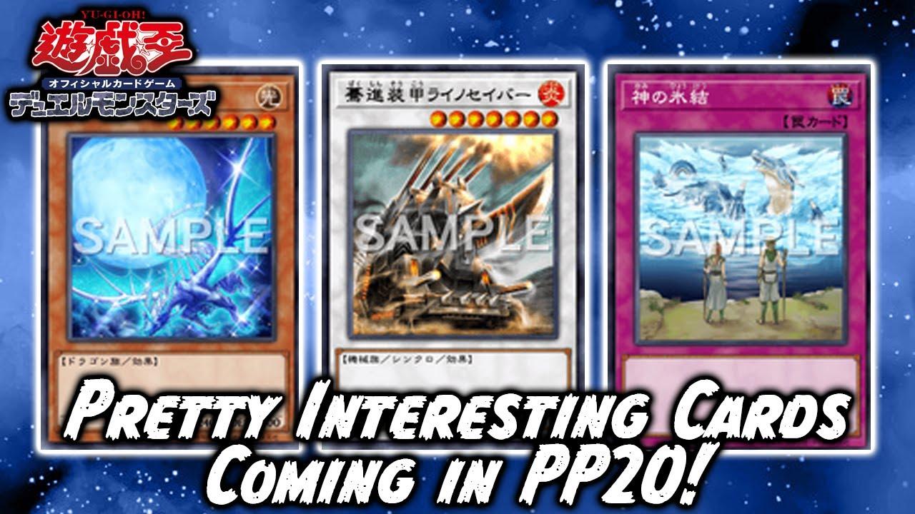 11 new cards revealed for premium pack 2020 yugioh news
