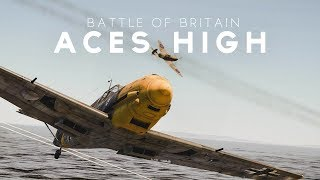 ACES HIGH - Battle of Britain 64 Player Event (War Thunder)