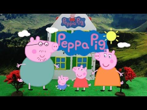 Naughty Peppa Pig With Goldilocks And The Three Bears