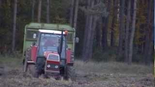 Jesienny obornik 2012 Polska moc Ursus 1214 deluxe
