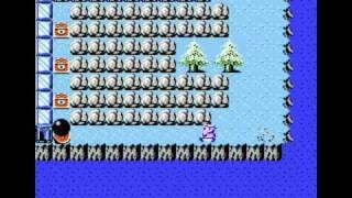 Famicom ◀ HIGEMARU 魔界島  ▶ Walkthrough Pt7/8