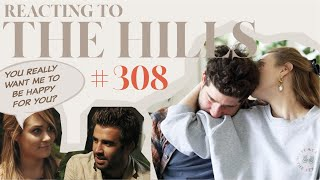 Reacting to 'THE HILLS' | S3E8 | Whitney Port