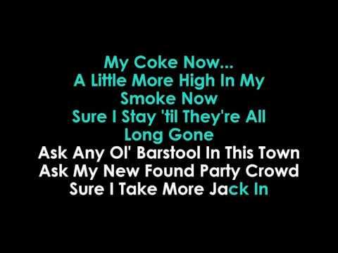 Jason Aldean  Any Ol' Barstool karaoke