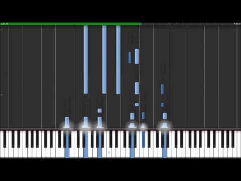 Coldplay - Magic - Instrumental Piano Cover (Synthesia Tutorial)