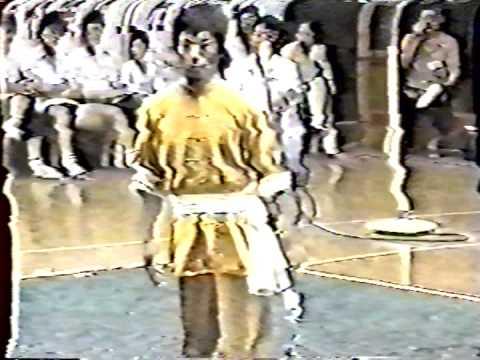 1989 Wushu Championship