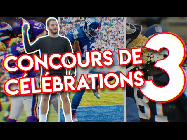CONCOURS DE CÉLÉBRATION 3