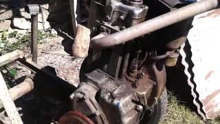 Moteur Diesel Bernard W51