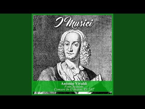 """Concerto No. 4 In F Minor, Op. 8, RV 297 """"Winter"""": III. Allegro"""