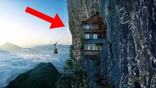 STRANGEST Hotels Around The World!