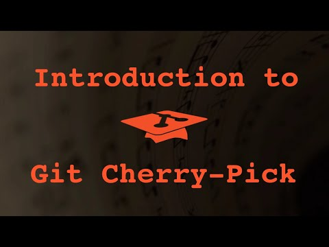 016 Introduction to Git cherry-pick