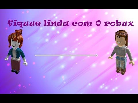ROBLOX-- FIQUE LINDA COM 0 ROBUX! ( Versão para meninas ...