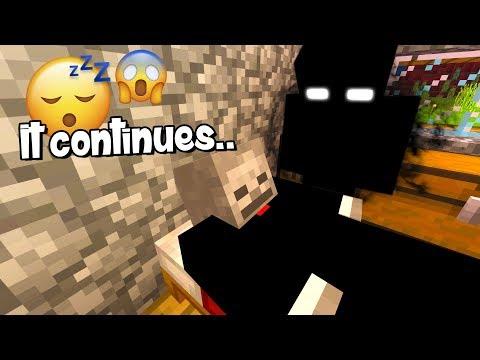 Boogeyman is talking to me in my dreams.. (Minecraft Boogeyman)