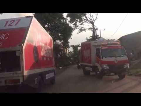 Jalan ABRI Masuk Desa Makassar