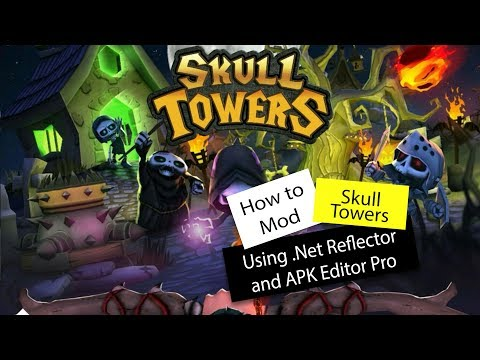 How to Mod Skull Towers APK - Step by Step Tutorial