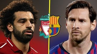 Mohamed Salah VS Lionel Messi - Who Is The Best? - Amazing Skills & Goals - 2018/19