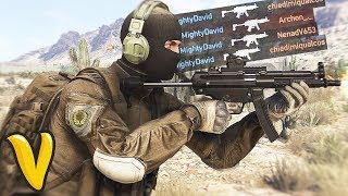 WILDLANDS PVP BEST CLASS!! Ghost Recon Wildlands Ghost War PVP Online!