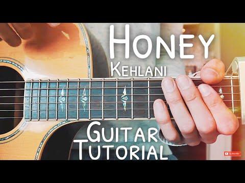 Honey Kehlani Guitar Tutorial // Honey Guitar // Guitar Lesson #508