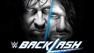 WWE Backlash 2016 9/11/16 – 11th September 2016  Full Show