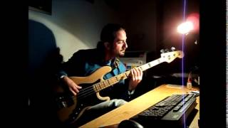 Pearl Jam - I Am Mine BASS COVER by FFKING