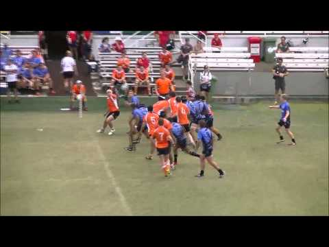 JGC U17 WA vs Brisbane Orange