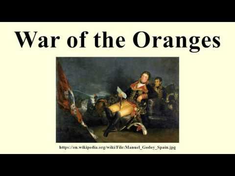 War of the Oranges