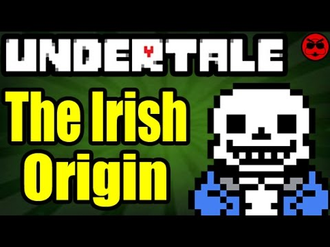 Thumbnail: UNDERTALE, A City Beneath Ireland?! - Culture Shock