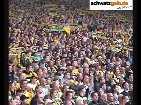 BVB vs KSC  Part 2 of 3 - Borussia Dortmund - Karlsruher SC Stimmung Fans