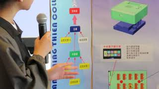 Publication Date: 2019-07-10 | Video Title: 東華三院張明添中學 - 中學組優異奬 - 「綠色科技創意大賽