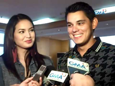 Not Seen On TV: An Interview With Richard Gutierrez And Sarah Lahbati