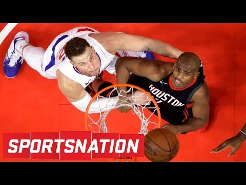 Breaking down Chris Paul and Rockets' actions vs. the Los Angeles Clippers | SportsNation | ESPN